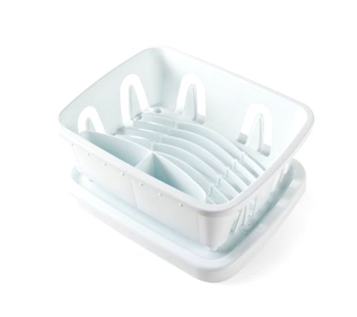 Camco 43511 Mini Dish Drainer RV Dish Drainer Dish Tray RV Equipment RV Campers #Camco