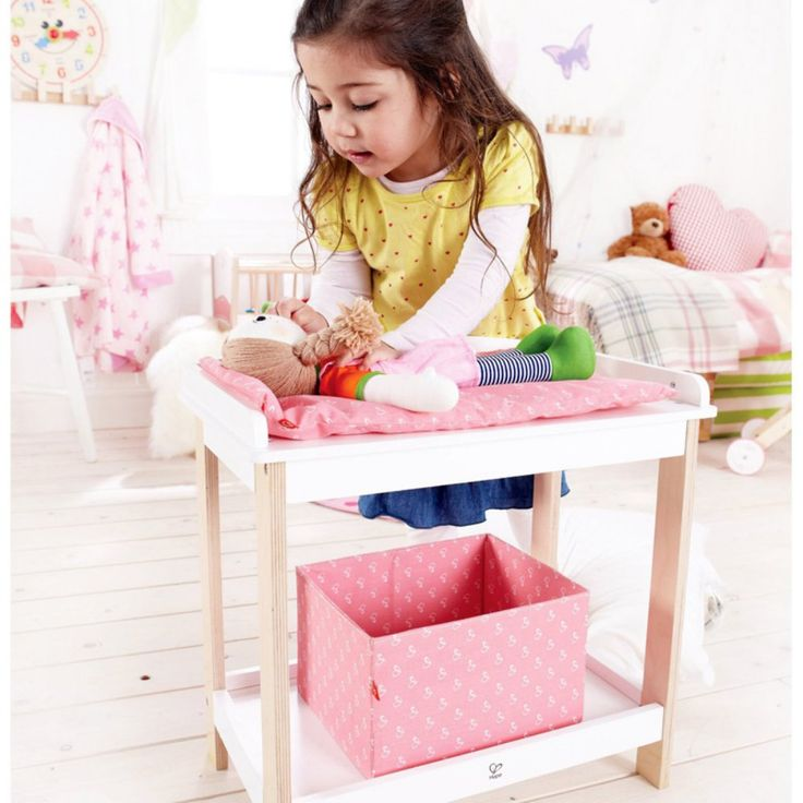 Hape Toys Doll Changing Table   Your Little One Canu0027t Properly Play House  Without The Hape Toys Doll Changing Table . Constructed From FSC Certified  Wood, ...