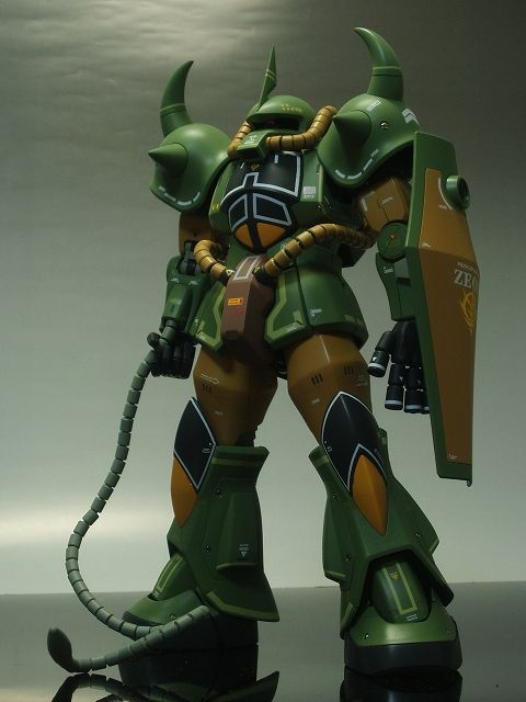 Gouf Ver.2.0 Real Type Color