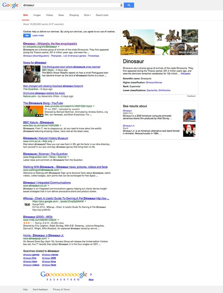 Subtle changes to Google search results design for desktop