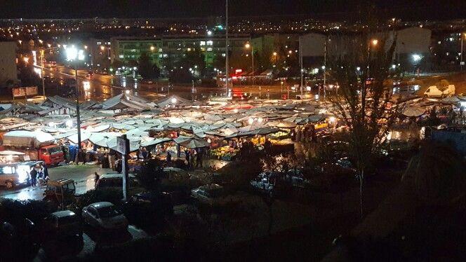 Bazaar in Ankara Turkey !