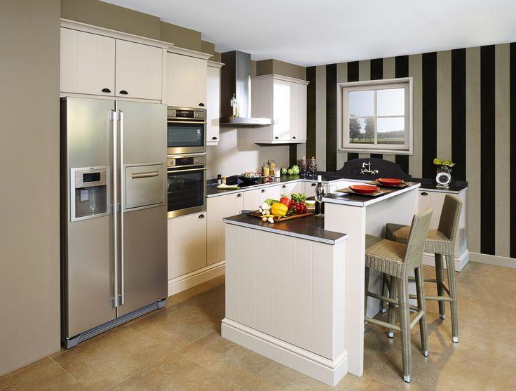 25 beste idee n over cottage stijl keukens op pinterest - Keuken op het platteland ...