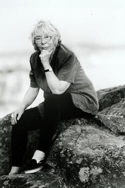 Marianne Frederiksson (March 28, 1927 - February 11, 2007) Swedish journalist and writer.