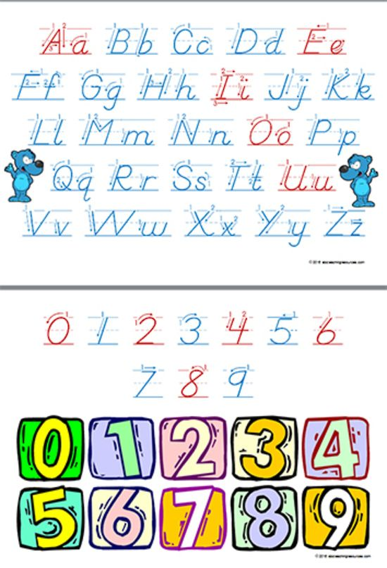 1000+ images about ABC | Handwriting | Premium on Pinterest