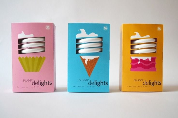 Great packaging by Michele Damato & Susie Degraff