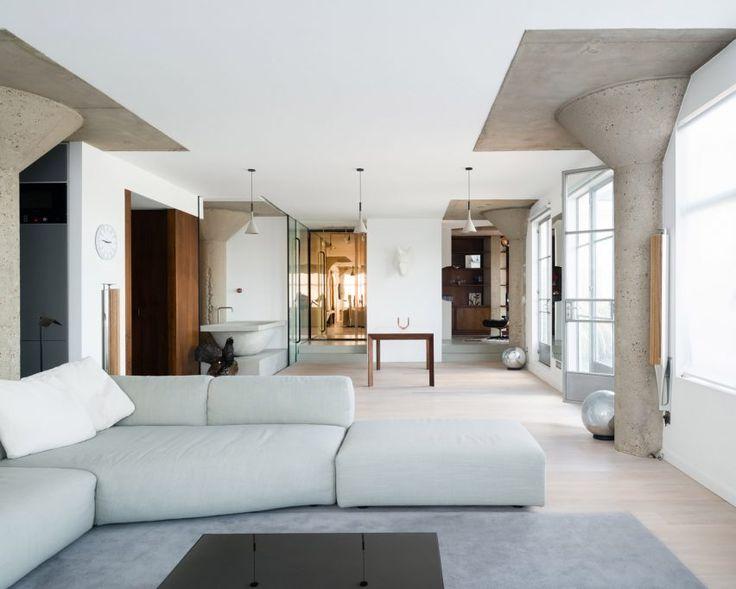 146 besten Esszimmer Bilder auf Pinterest Arquitetura, Haus - feuer modernen design rotes esszimmer