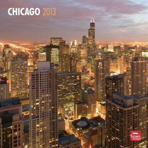 Chicago 2013 Square 12X12 Wall Calendar (Multilingual Edition) by BrownTrout Publishers. Save 50 Off!. $7.49. Publication: July 9, 2012. Publisher: BrownTrout Publishers; Wal edition (July 9, 2012)
