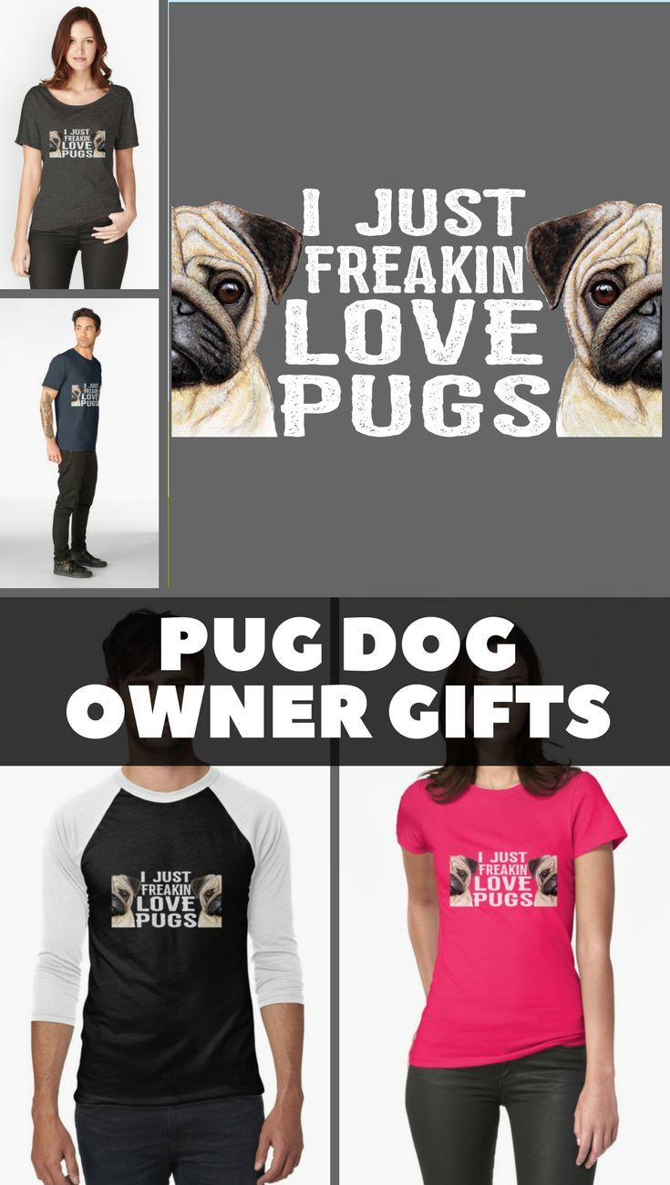 1819ab047 Ths is an ideal t-shirt for any pug dog lover. If you are a proud pug mom  or a pug dad , then this is your perfect shirt for you.