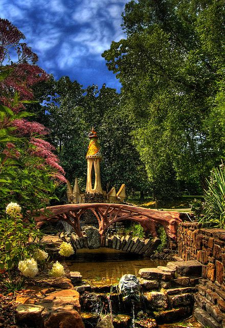 The Kingdom - Wilson Park, Fayetteville, Arkansas