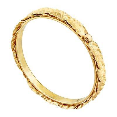 REMINISCENCE Athena - Bracelet jonc - doré