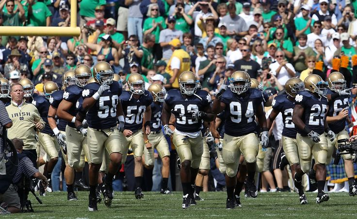 Notre Dame Football,