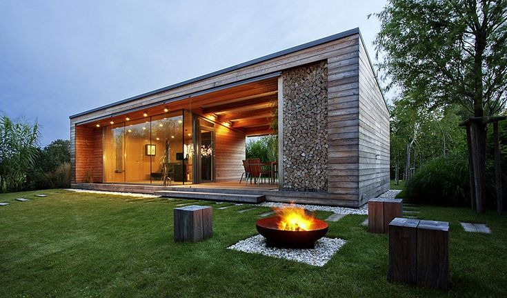 Holiday Cottage by Tóth Project Architect Office - Photo by Tamás Bujnovszky 1
