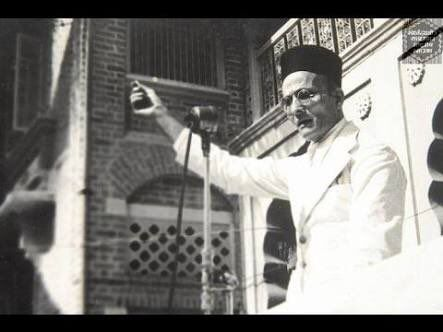 Tributes to a Fearless Freedom Fighter, Social Reformer, Writer, Dramatist, Poet, Historian, Political Leader and Philosopher - Swatantryaveer Vinayak D. Savarkar on his 50th Death Anniversary. #JaiHind #Mytrux