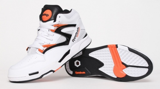 Reebok Pump Dee Brown - White