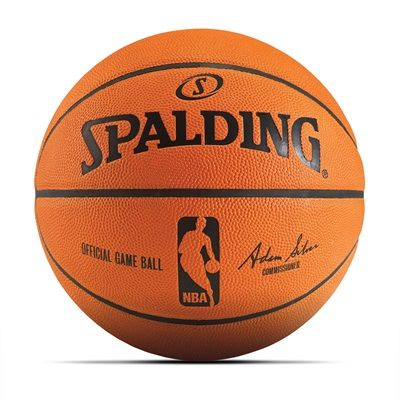 Spalding NBA Gameball Basketball – Size 7 – Adam Silver: Spalding NBA Gameball Basketball – Size 7 – Adam Silver Spalding… #WrekinSportswear