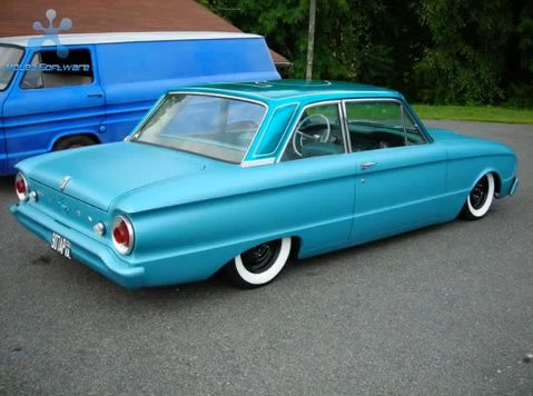 Falcon Wheel Conversion 4 to 5 lug - Page 2 - Ford Muscle Forums  Ford Muscle Cars Tech Forum & 58 best Falcon images on Pinterest | Falcons Ford falcon and ... markmcfarlin.com