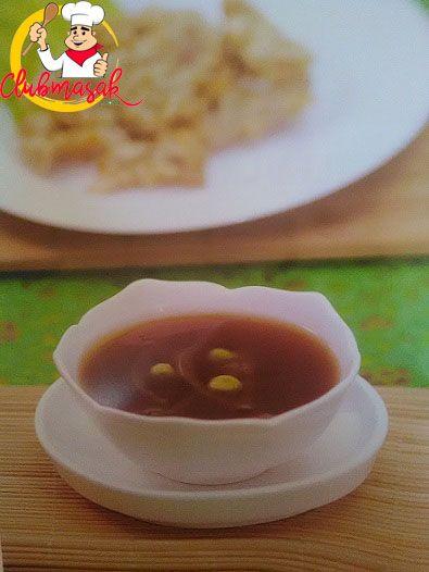 Resep Saus Nanking, Aneka Makanan China, Club Masak