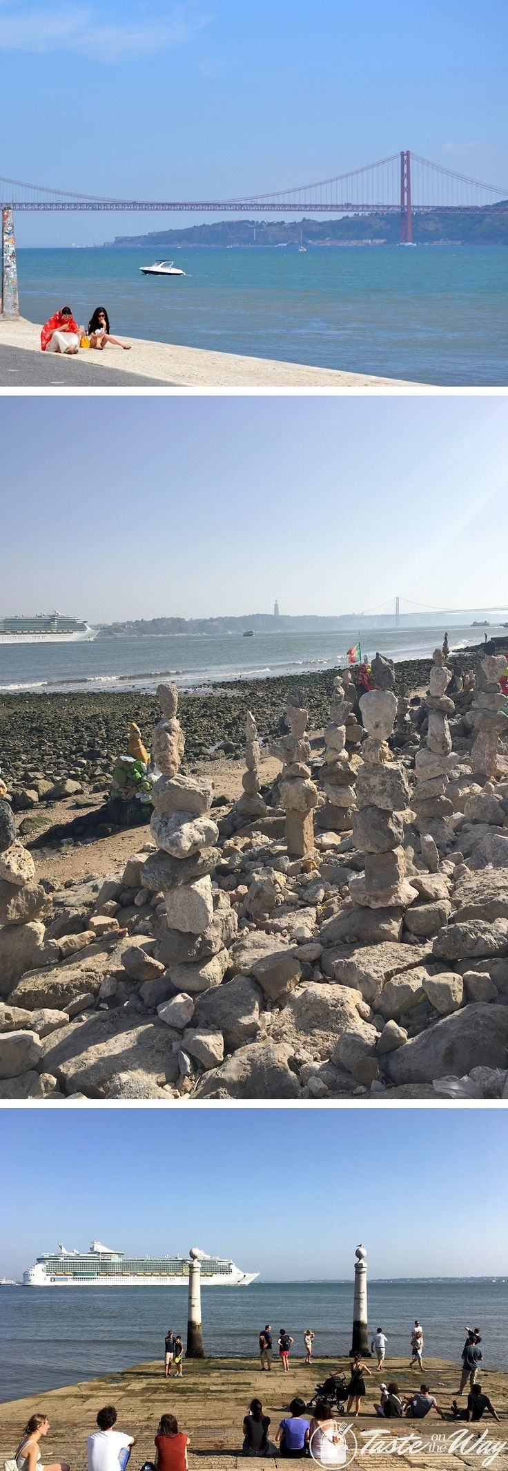 Check out our travel story about the river Tejo in Lisbon with pictures @tasteontheway