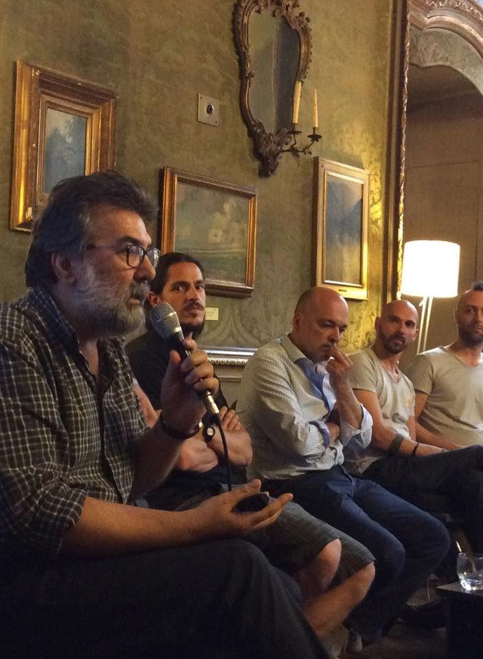 Conferenza stampa e presentazione del progetto VIAGGIO ITALIA. Abbiamo realizzato il concept comunicativo del progetto e contribuito allo sviluppo del progetto stesso Danilo all'interno del brand Think Inclusive.