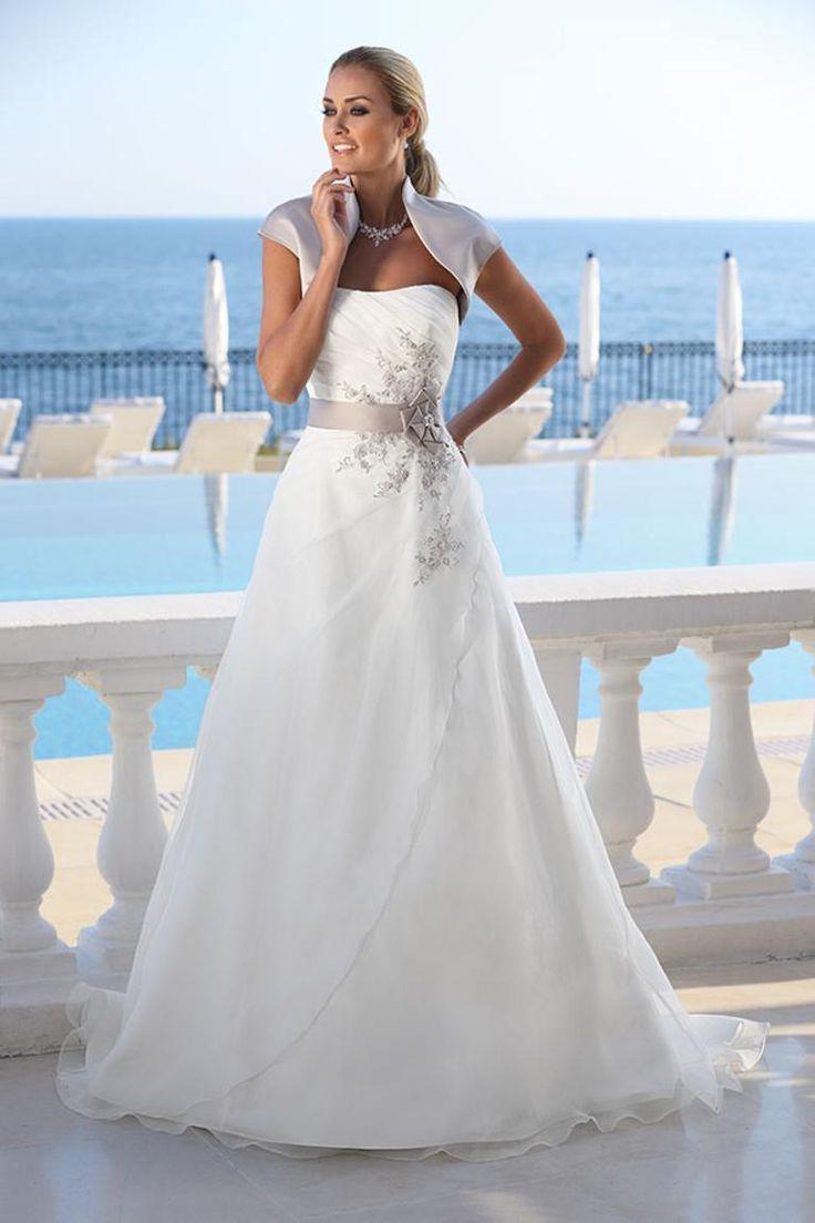 16 besten Brautkleider Bilder auf Pinterest | Hochzeitskleider ...