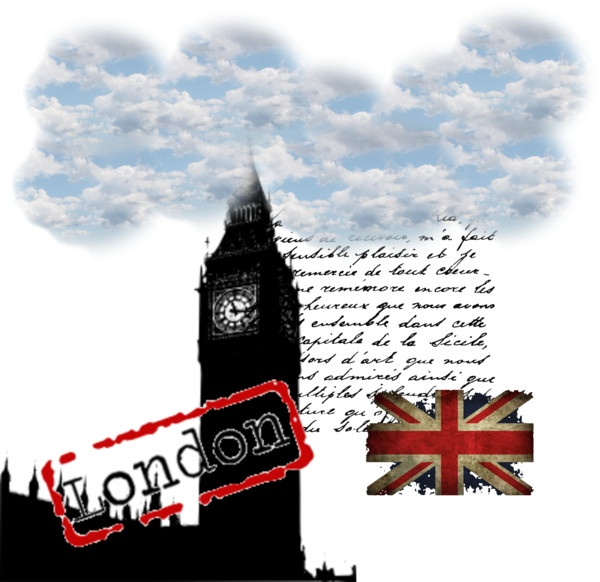 """London, allá voy!!"" by littlefairy8 on Polyvore"
