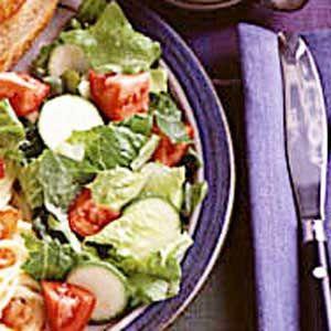 @Taste of Home Tossed Italian Salad