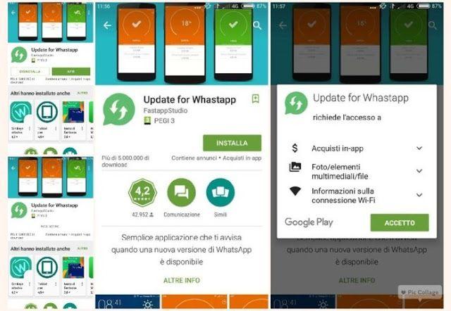 ClickFacile.net - Piccole Soluzioni per PC e Smartphone: Come avere Whatsapp sempre aggiornato.