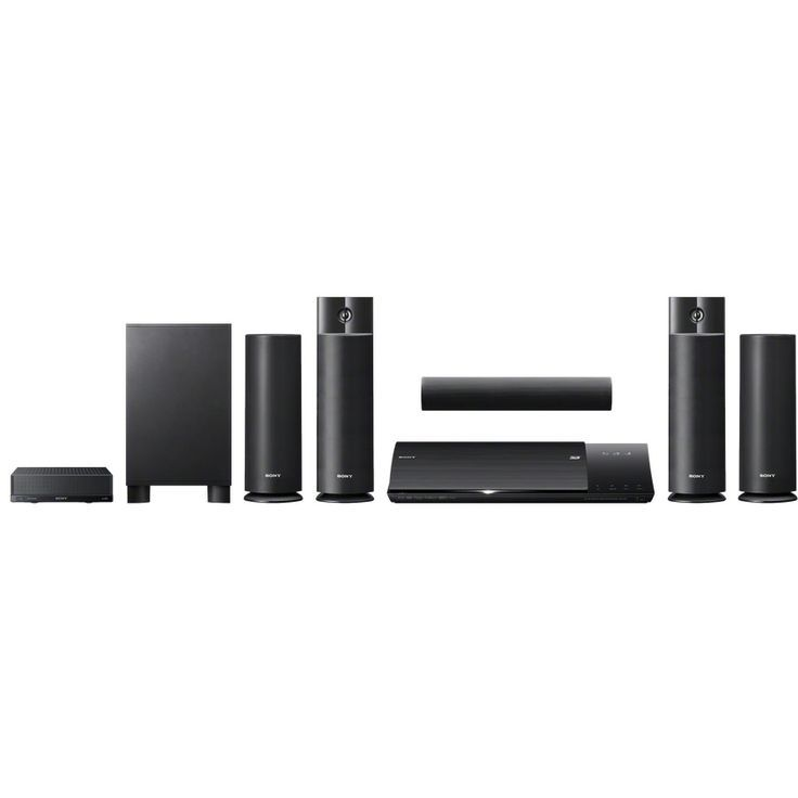 Dynamic, vibrant surround sound needs its freedom. See how a sleek, fully-integrated 3D Blu-ray Disc™ home theater system with wireless, rear surround sound speakers allow for unlimited placement options.