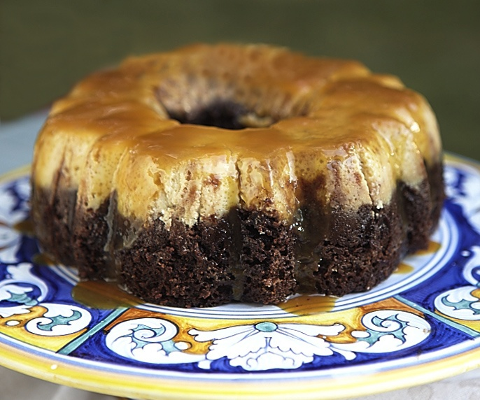 12 Best Images About Chocoflan Recipes On Pinterest