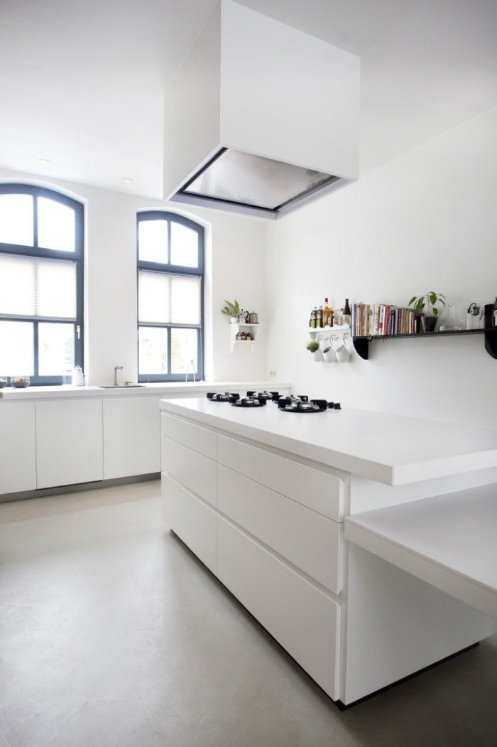 25 beste idee n over keuken mat op pinterest budget keuken verbouwen this old house en oude - Moderne keuken deco keuken ...