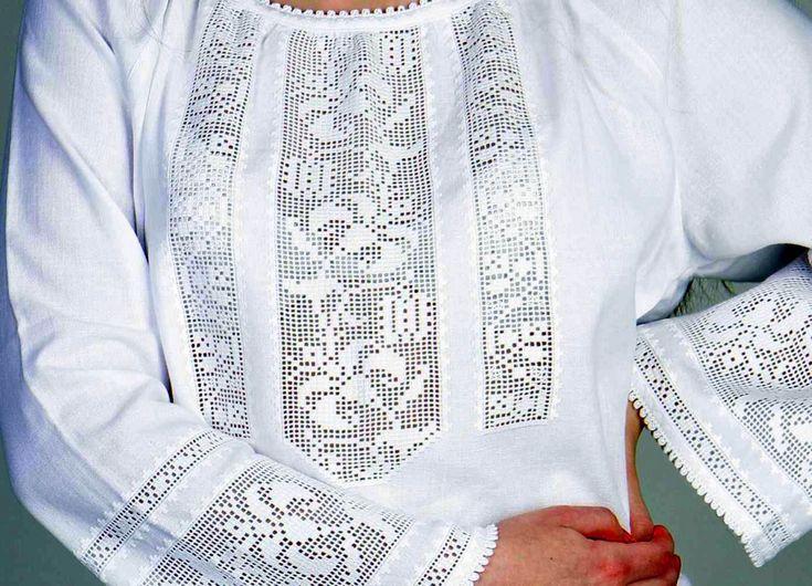 Ukrainian national vishivanka