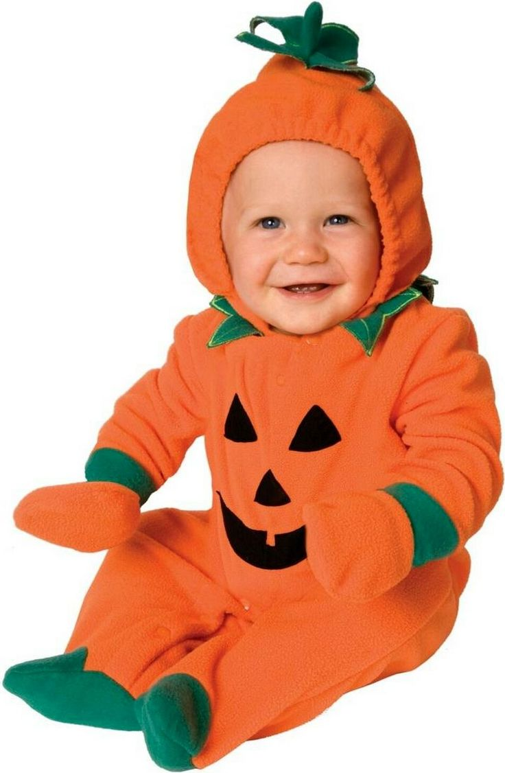 Precious Pumpkin Costume - Baby Costume (Apparently aiming for pumpkin costumes for the whole family for Halloween 2012 - or so my 3 years old has decided!)