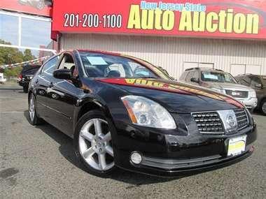 Used 2004 Nissan Maxima SE Sedan - Jersey City NJ - New Jersey State Auto Auction