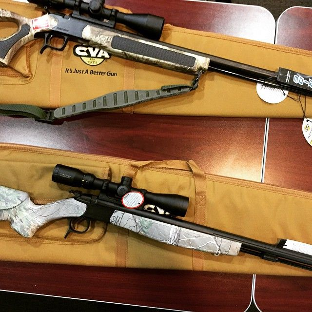 CVA came to visit us at NRA Headquarters today to tell us about the latest in…