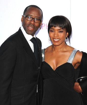 Courtney B. Vance and Angela Bassett - 40 Black Couples That We Love