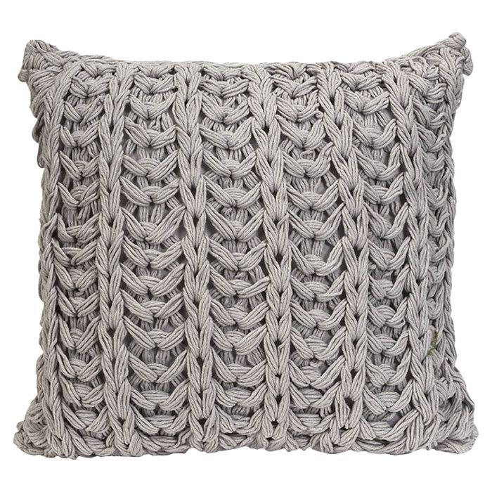 Hadley Knit Pillow