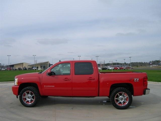 "2012 Chevrolet 1500 2"" Leveling Kit, 33"" Nitto Trail, 20 ..."