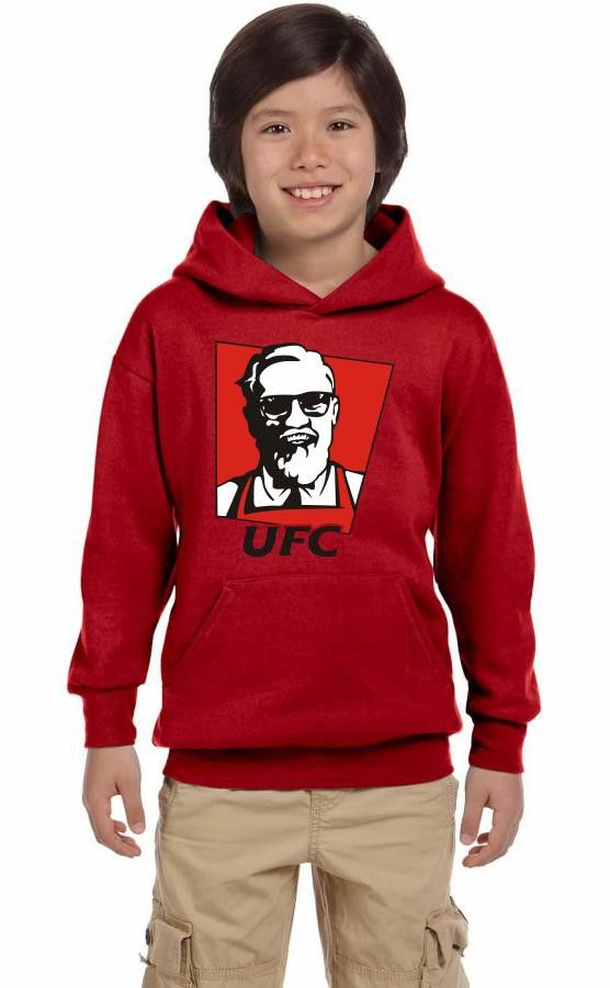 the notorious conor mcgregor t shirt funny ufc kfc Youth Hoodie