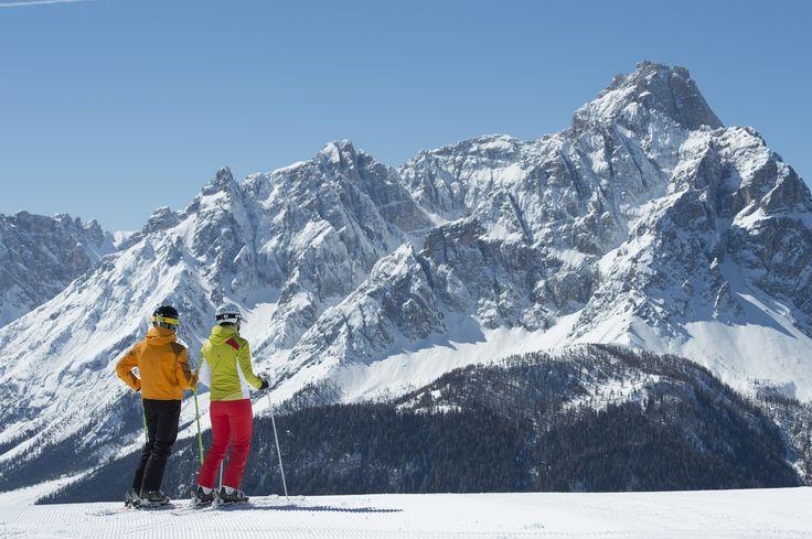 #skiing Sextner Dolomiten #AltaPusteria #Hochpustertal