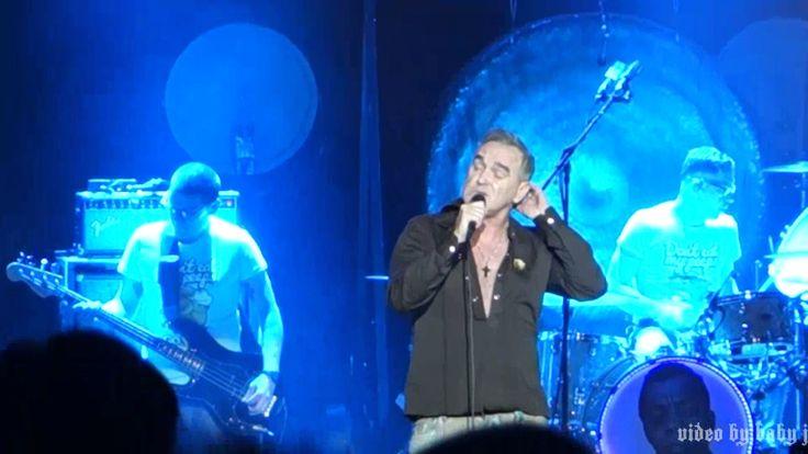 Morrissey-ALMA MATTERS-Live @ Fox Theatre, Tuscon, AZ, April 10, 2017-Mo...