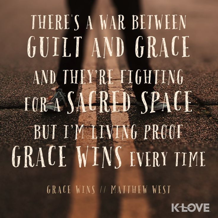 #GraceWins // Matthew West