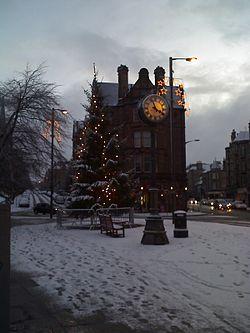 Morningside at Christmas