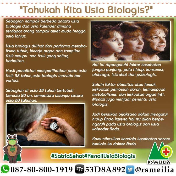 #sehat #usia #biologis #fisik #hidupsehat #olahraga #istirahat #makanan #gizi #nutrisi #cibubur #depok #bekasi