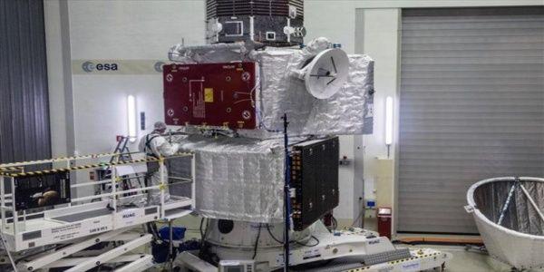 BepiColombo: Παρουσιάστηκαν τα διαστημόπλοια της κοινής αποστολής Ευρώπης- Ιαπωνίας στον Ερμή