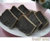Image result for japanese black sesame cake recipe