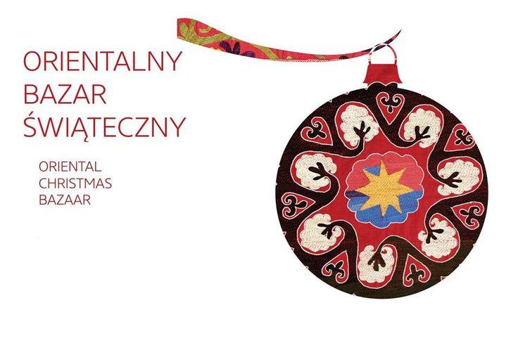 Muzeum Azji i Pacyfiku zaprasza na Orientalny Bazar Świąteczny, który odbędzie się w sobotę 5 grudnia 2015 r., w godzinach od 10.00 – 20.00, przy ul. Solec 24 w Warszawie. Wstęp wolny.