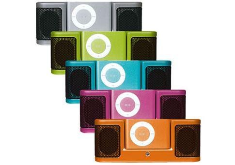 IPOD Shuffle speakers..