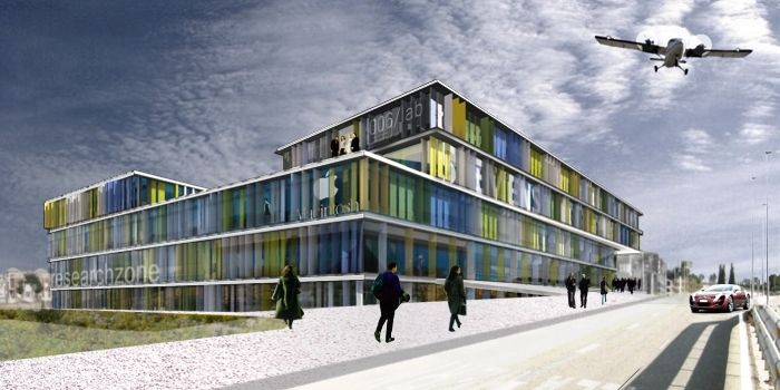 67 best gabriel verd arquitectos images on pinterest for Oficina electronica dos hermanas