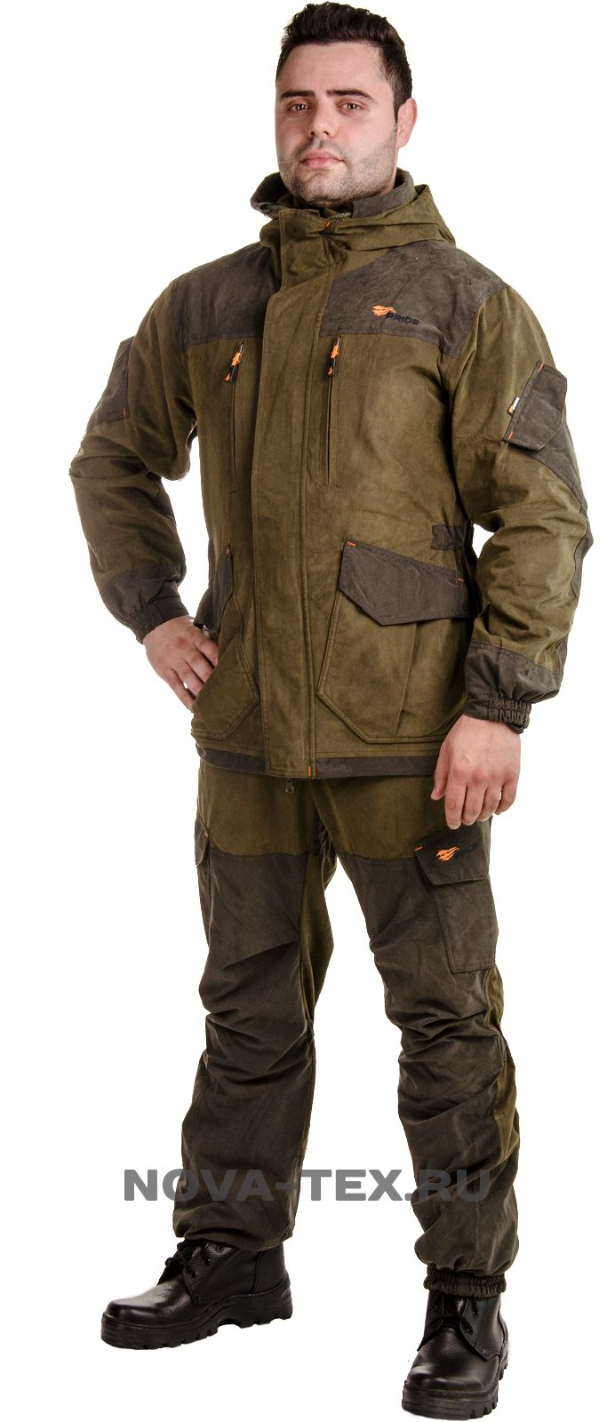 Магнум Осень костюм (финляндия, хаки) PRIDE