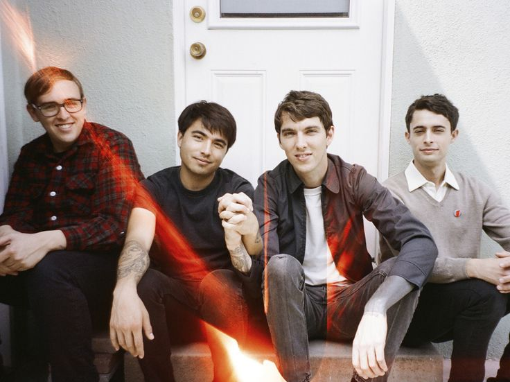 First Listen: Joyce Manor, 'Never Hungover Again'